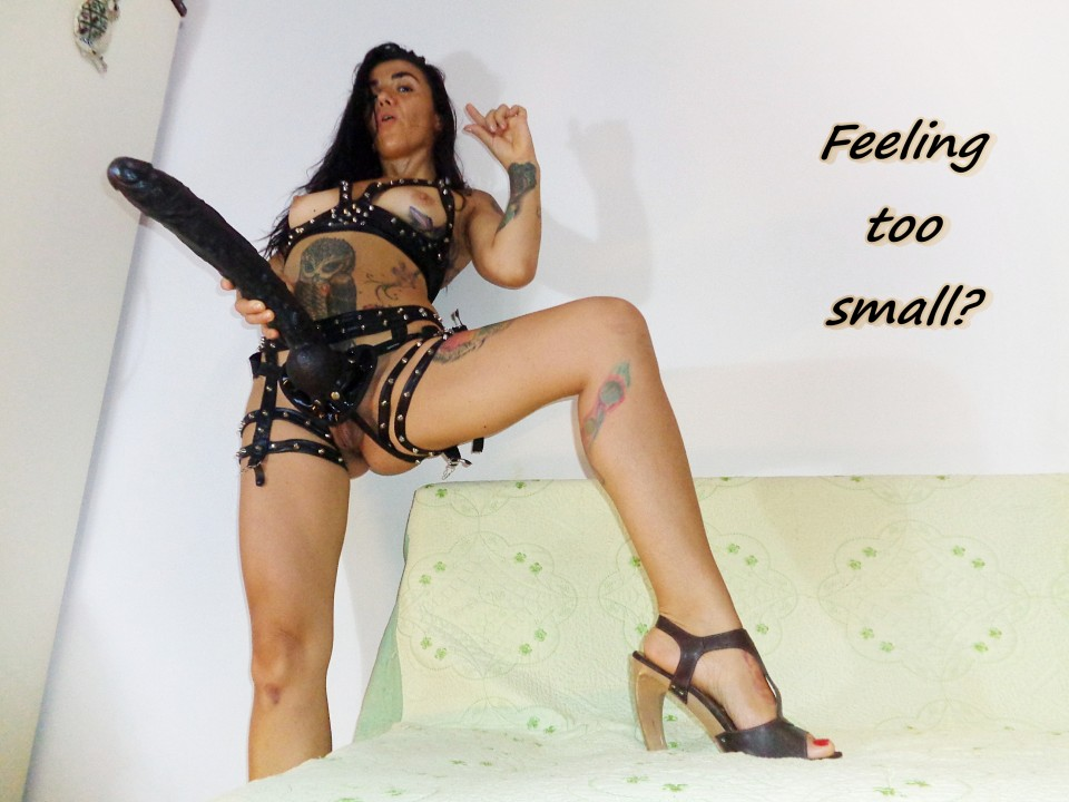 Live small dick humiliation